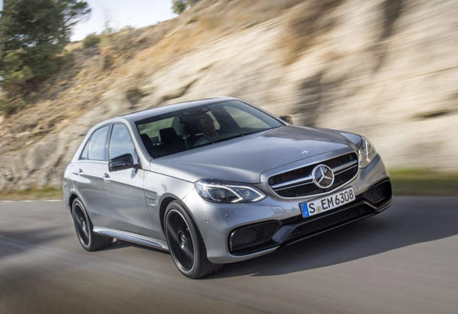 More of everything is the mantra for the overhauled Mercedes-Benz E63 AMG.