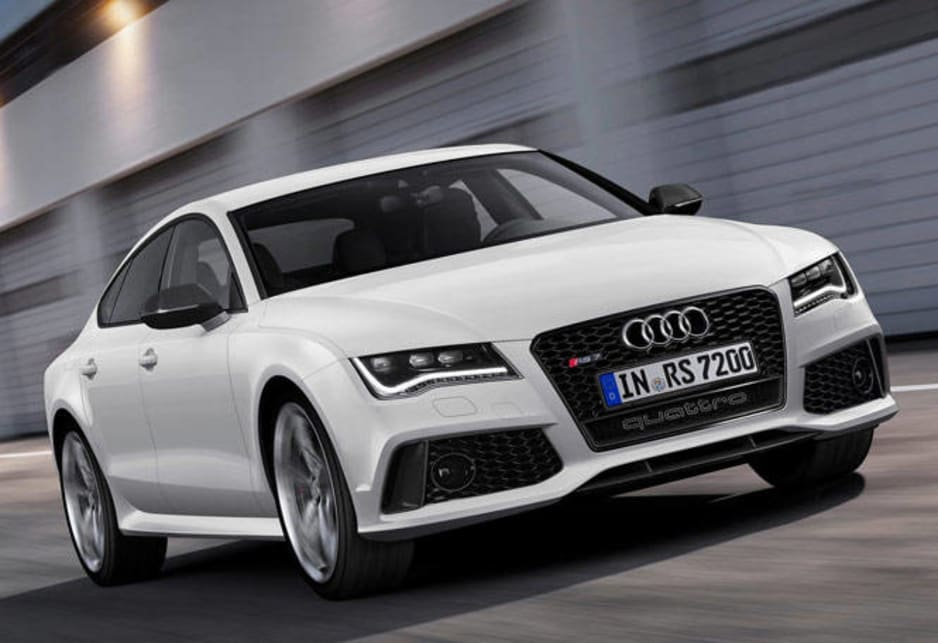 Audi Rs7 2014 Review Carsguide