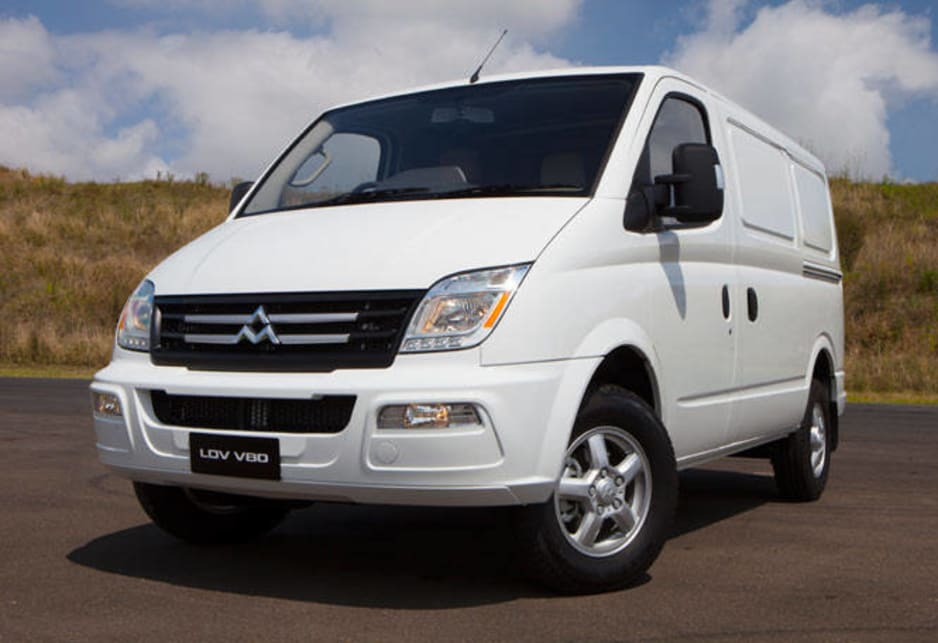 WMC - AKA the White Motor Corporation, is already the Australasian distributor of Higer buses and JAC trucks and has finally added LDV (Leyland Daf Vans) to its stable after several months of delays.