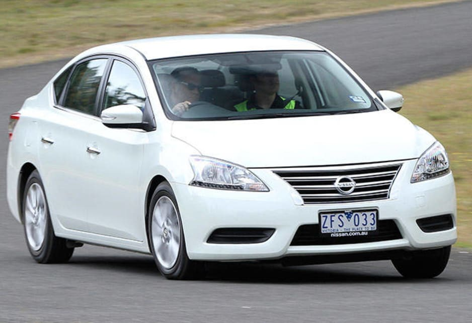 Nissan Pulsar Ti auto 2013 review: snapshot | CarsGuide