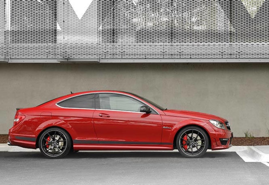 2014 mercedes c63 amg edition 507 track review carsguide. Black Bedroom Furniture Sets. Home Design Ideas