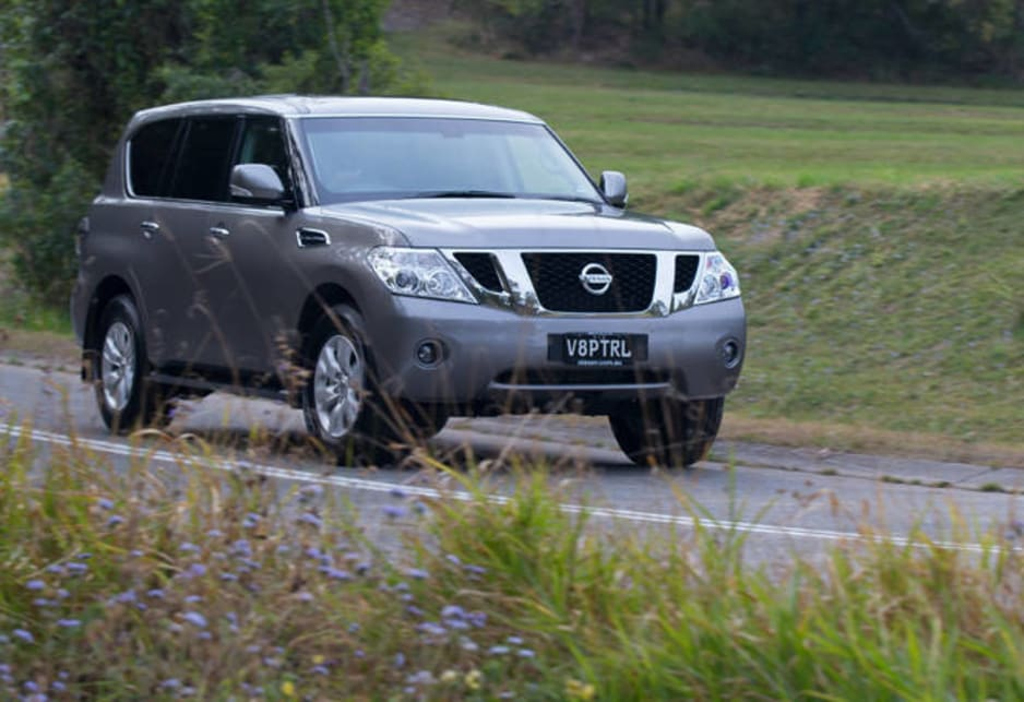 It's been a long time coming and in some ways worth the wait for big off-roader buyers to have an alternative to the LandCruiser. The lack of a diesel won't do it any favours - particularly in rural areas, if the comments from passers-by are indicative - but for some there's nothing quite like a V8.