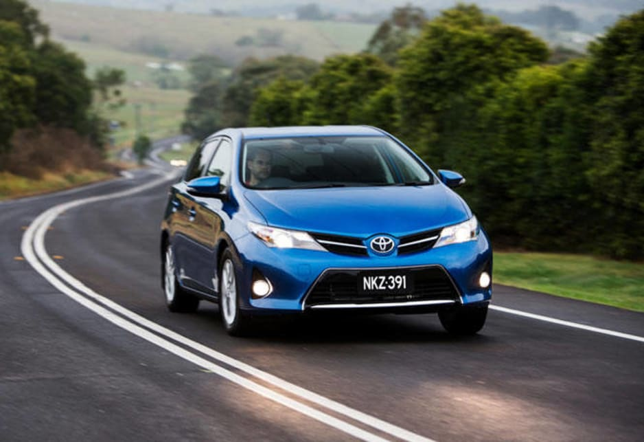 Toyota Corolla Ascent Sport 2013 Review Carsguide