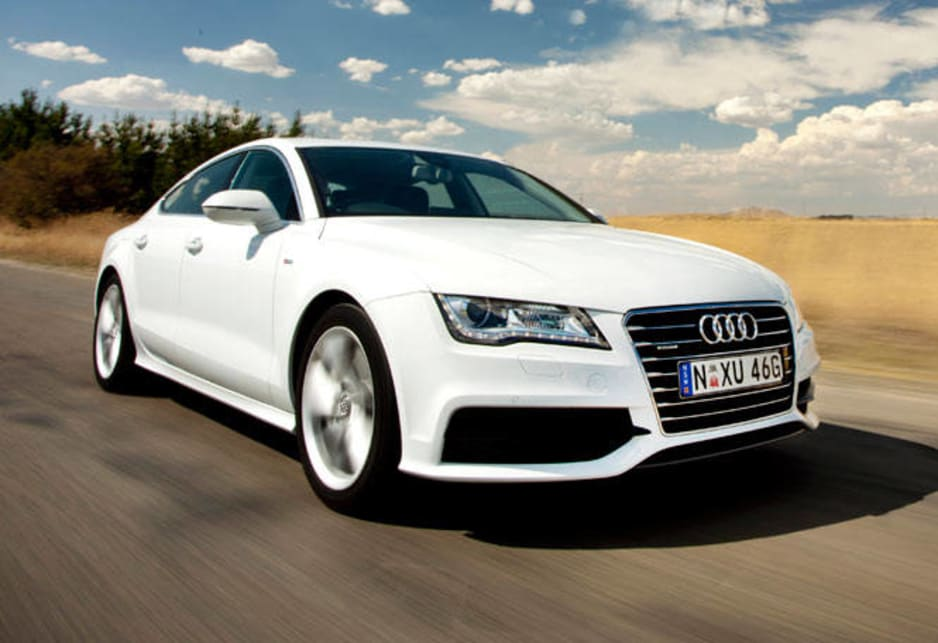 audi a6 3 0 tdi biturbo 2013 review carsguide. Black Bedroom Furniture Sets. Home Design Ideas