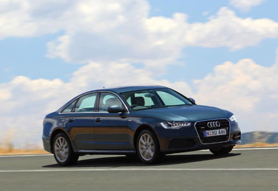 Top Five Audi A6 3 0 Tdi Biturbo Acceleration - Circus