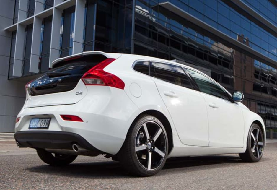 Volvo V40 T5 R Design 2013 Review Carsguide