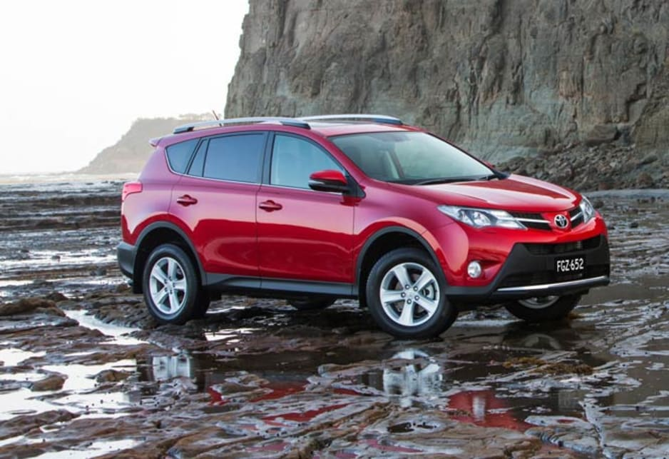 2014 Toyota Rav4 Review Carsguide