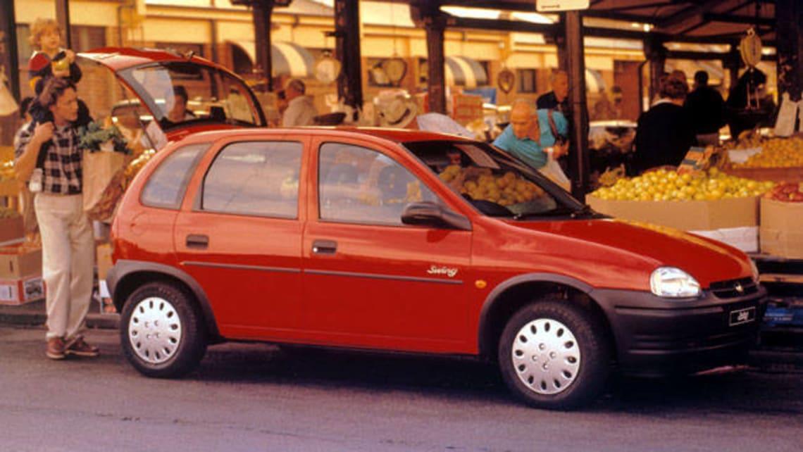 1994 Holden Barina Swing
