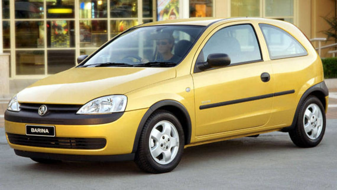 Used Holden Barina Review 1989 2012 Carsguide
