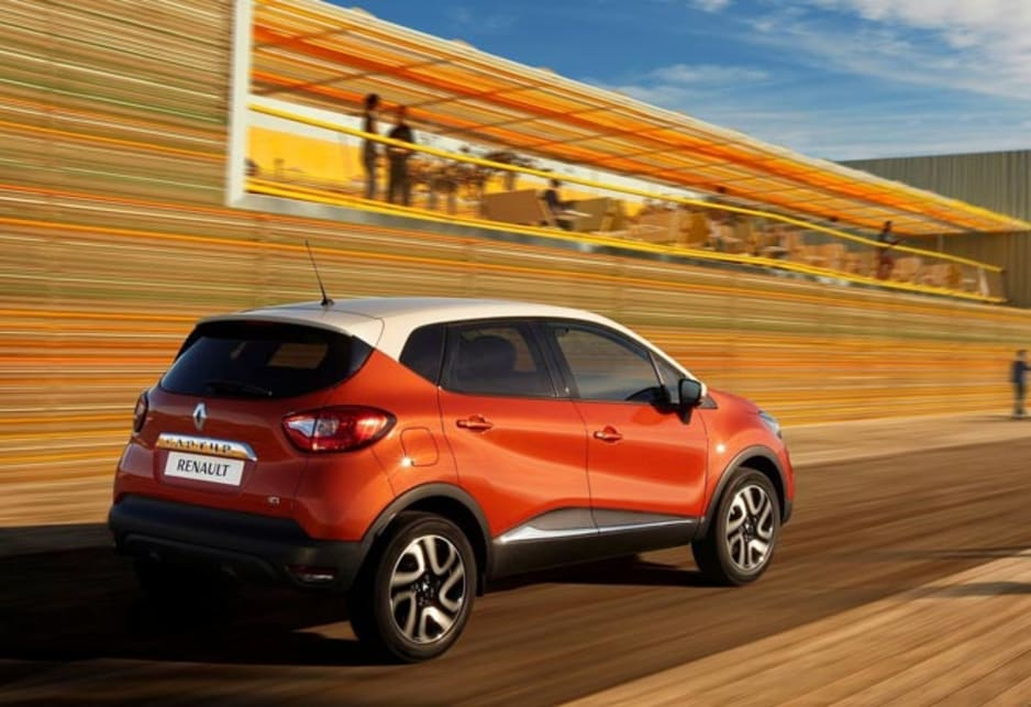 Renault Captur 1 2 2014 review | CarsGuide