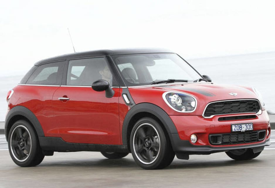 mini paceman cooper s 2013 review carsguide. Black Bedroom Furniture Sets. Home Design Ideas