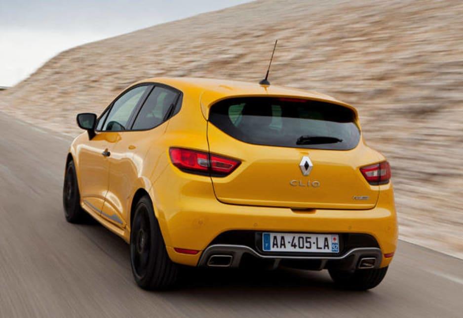 renault clio rs 2014 review | carsguide