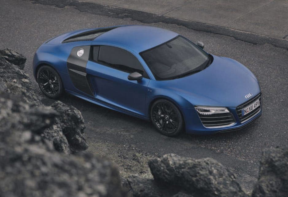 The Audi R8 is the result of one of the better automotive acquisitions in the modern era.