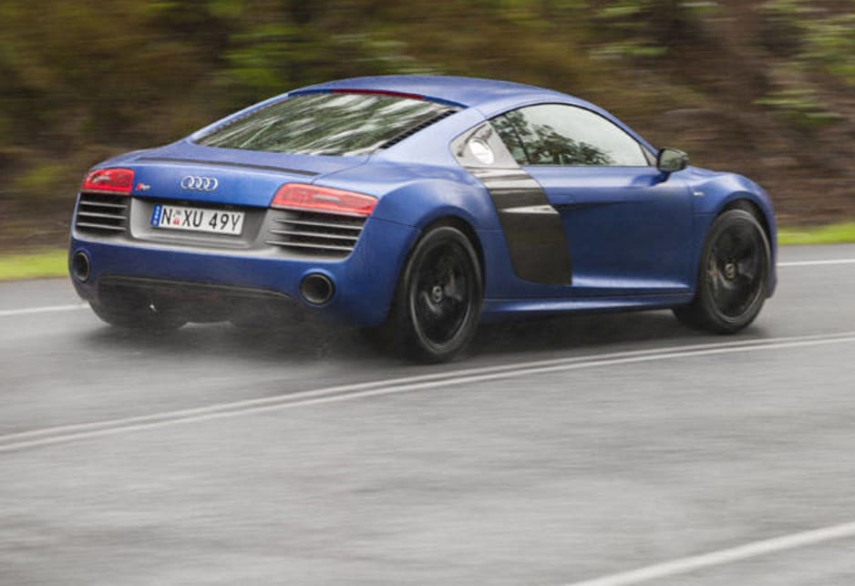 It gave Audi the perfect ingredients for a thoroughbred supercar of its own. The R8 was born in 2007 and now we're about to find out what Audi has done to make it better over the past seven years.