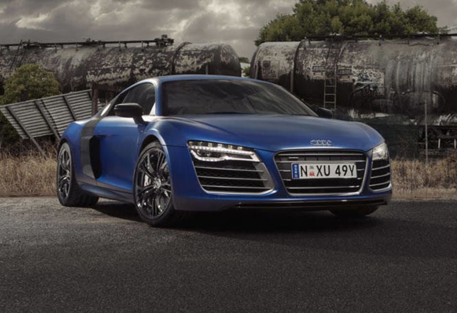 A mid-life update of the Audi R8 has just arrived -- almost six years after it went on sale. Which means it'll be close to 12 years old by the time a new model replaces it.