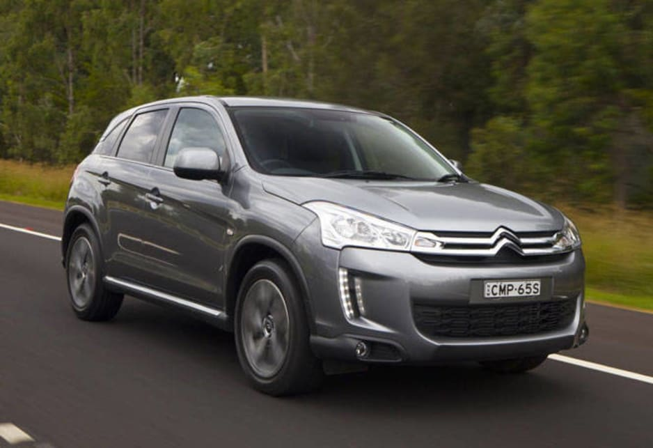 citroen c4 aircross 2013 review carsguide. Black Bedroom Furniture Sets. Home Design Ideas
