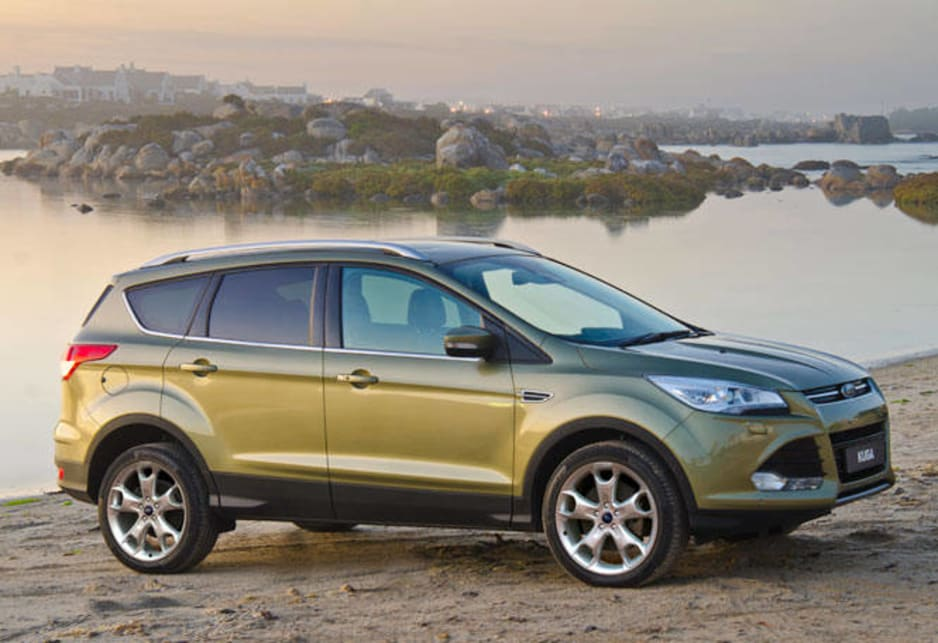 Pleasant Ford Kuga 2013 Review Carsguide Wiring Cloud Usnesfoxcilixyz