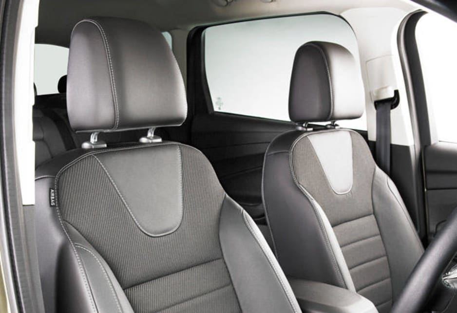 Ford Kuga TF Trend seats.