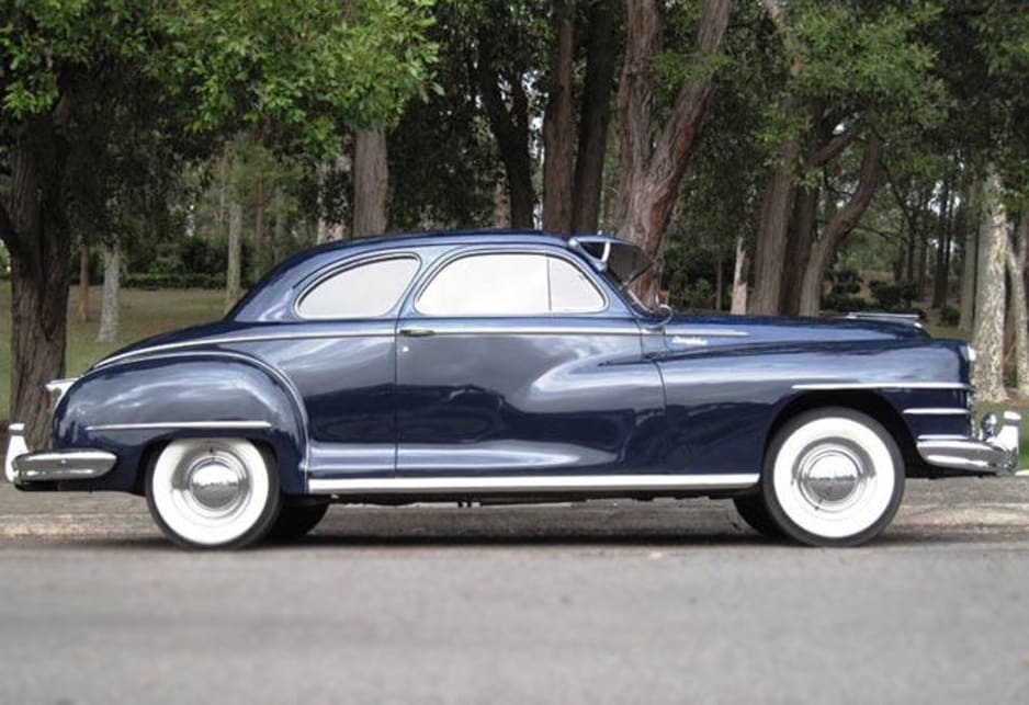 1947 chrysler coupe