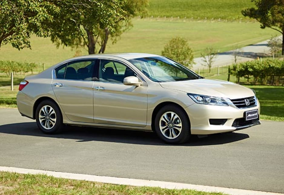 The New Accord Has A Conservative Body Shape. It Works Well To Our Eyes And