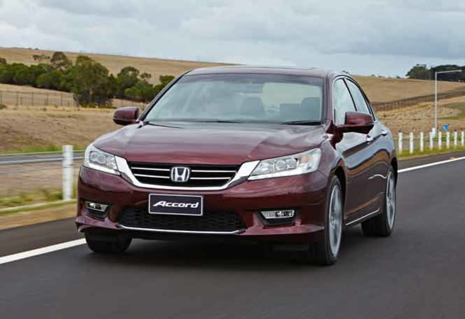 The 2013 Honda Accord comes with the same choice of four and six cylinder engines as the previous model.