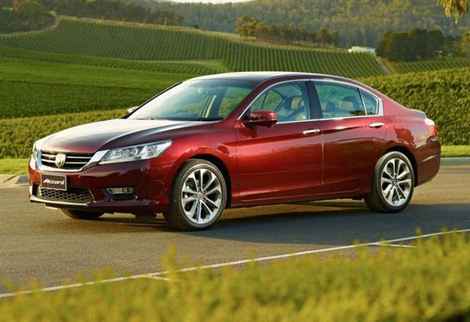 Accord comes with four model options. The VTi, VTi-S and VTi-L each get the four-cylinder engine while, as the name indicates, the V6L uses the V6.