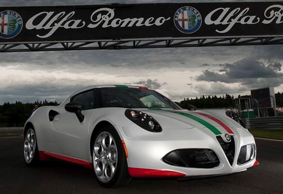 Alfa Romeo C Italy Review CarsGuide - Alfa romeo 4c sale