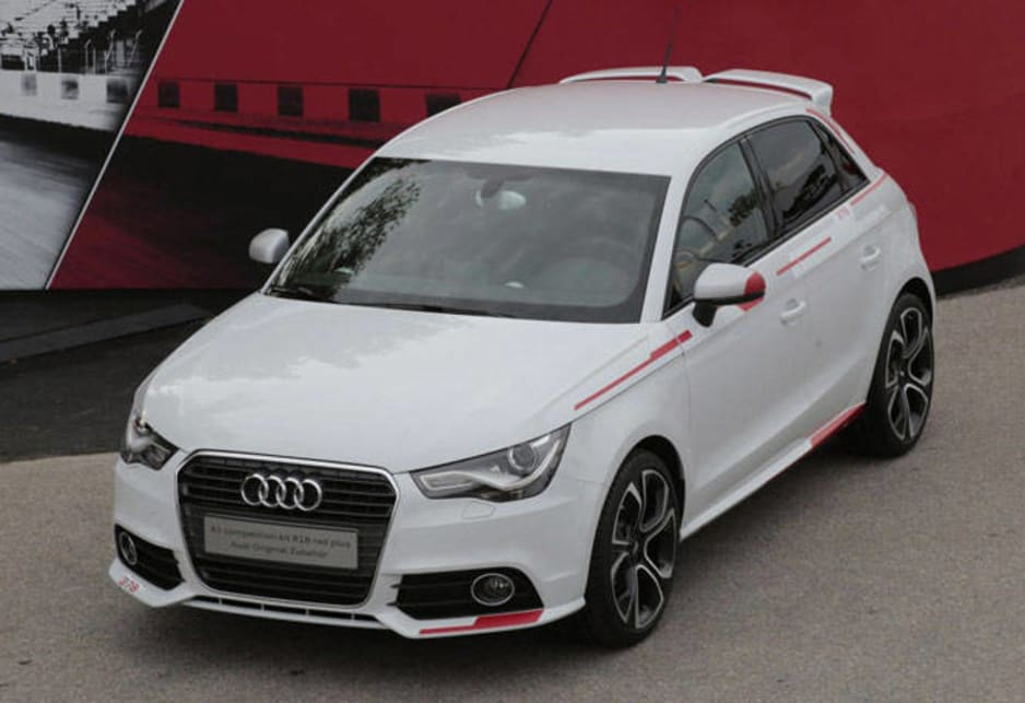 A1 Auto Sales >> Audi A1 Competition Kit R18 - Car News | CarsGuide