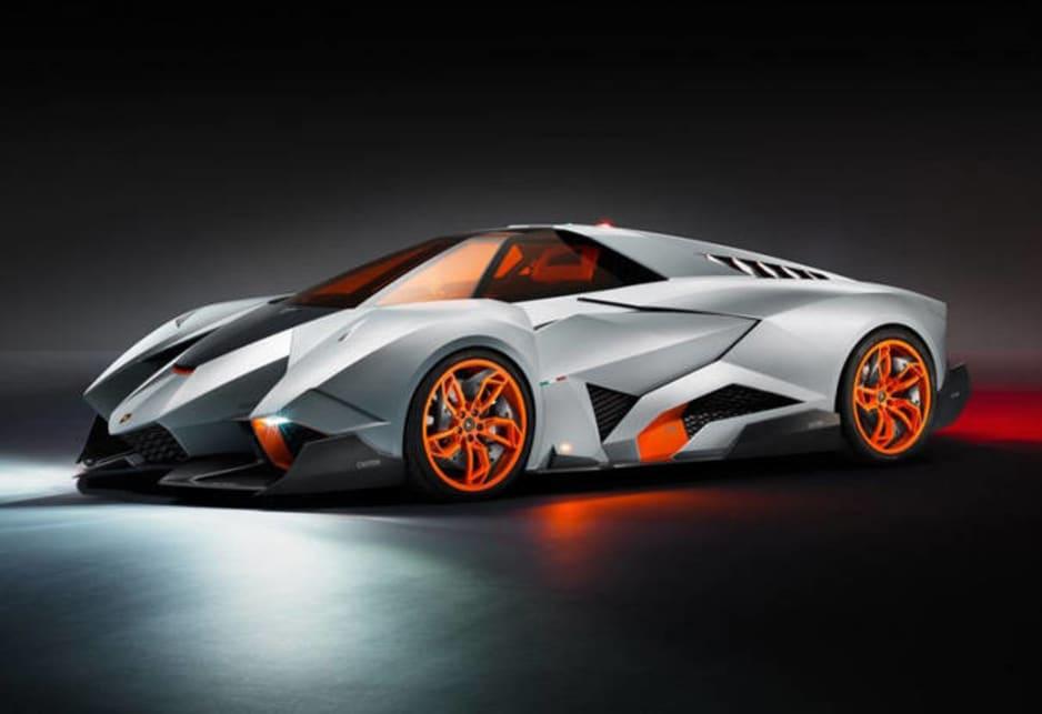 Lamborghini Egoista finds a home - Car News | CarsGuide