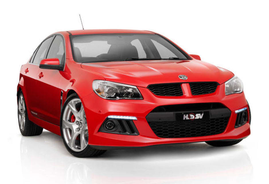 HSV GEN-F Clubsport