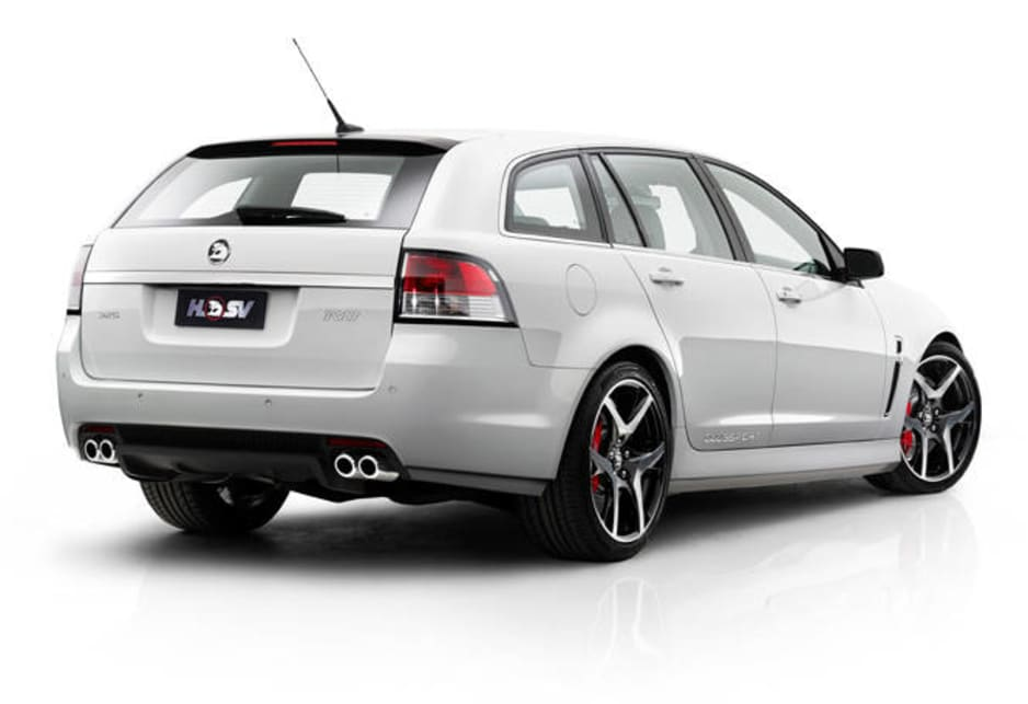 HSV GEN-F Clubsport R8 Tourer