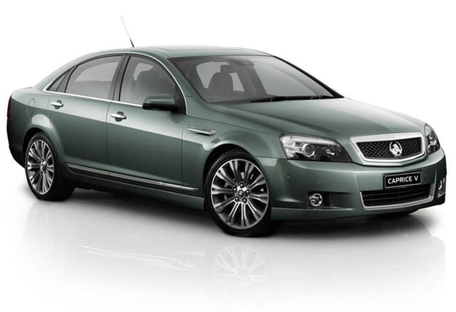 3731afc8a3a Holden Caprice 2014 Review