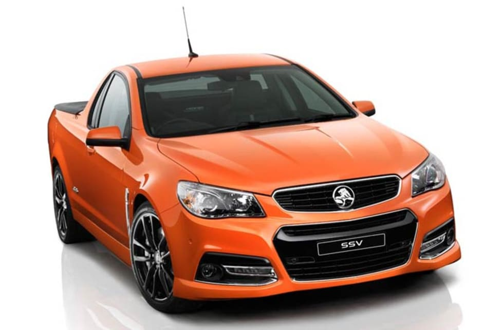 Five Star Auto Sales >> Holden VF Commodore review | first drive | CarsGuide