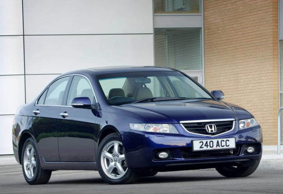 Attractive 2003 Honda Accord Diesel.