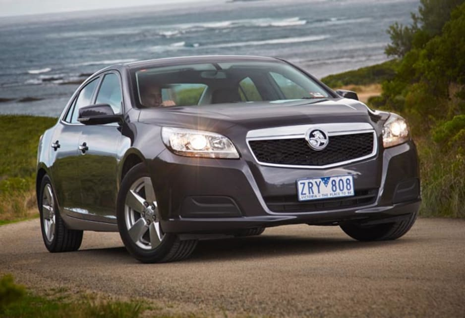 Holden Malibu 2013 review   CarsGuide