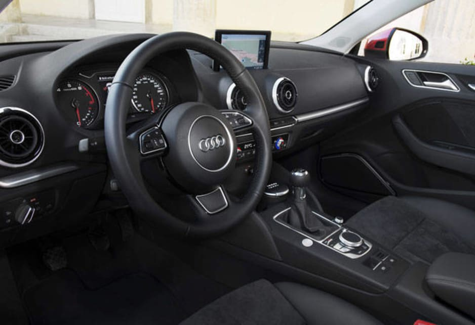 Audi A3 14 TFSI 2014 Review  CarsGuide