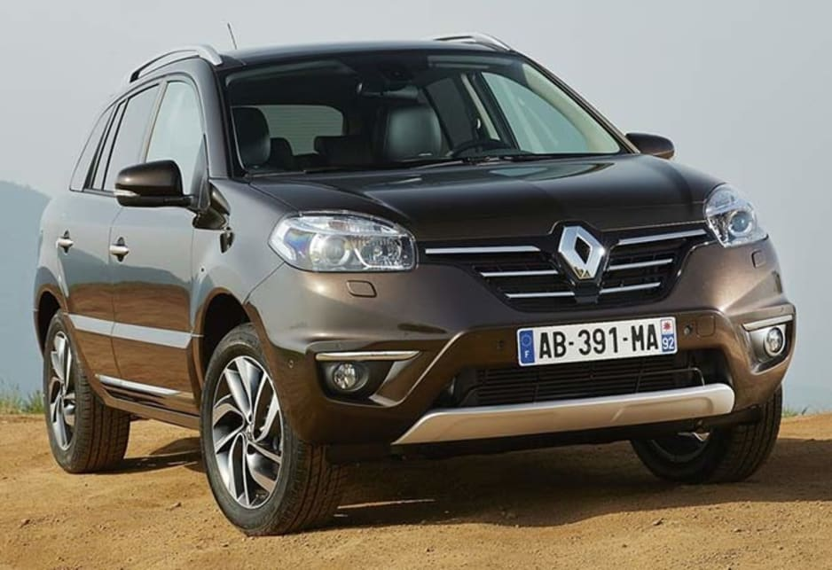 renault koleos 2014 review carsguide. Black Bedroom Furniture Sets. Home Design Ideas
