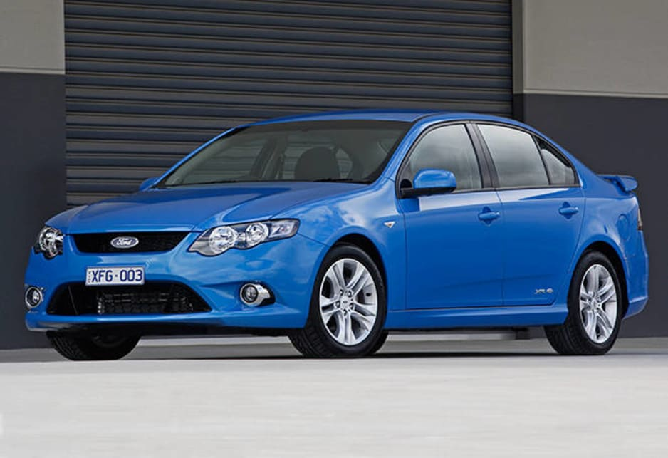 used ford falcon review 1998 2012 carsguide