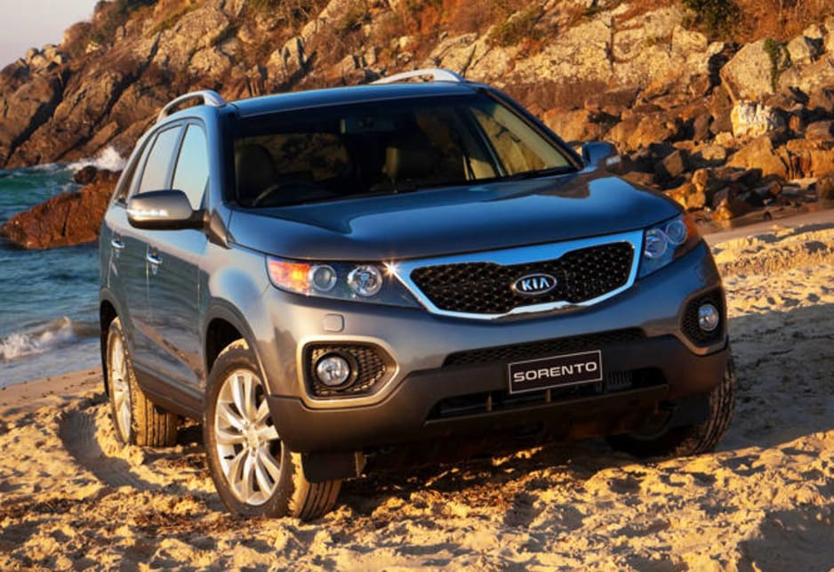 and tan cars motor drive sorento trend first kia review interior