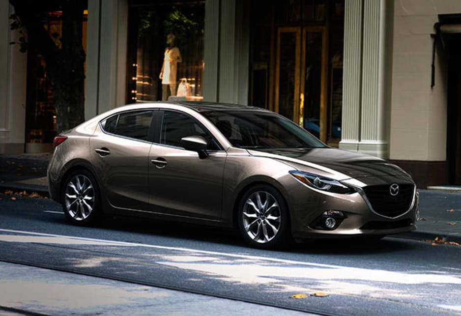 Knowing An All New Mazda3 Was Due In 2014 Mazda Australia Retaliated By  Persuading Its