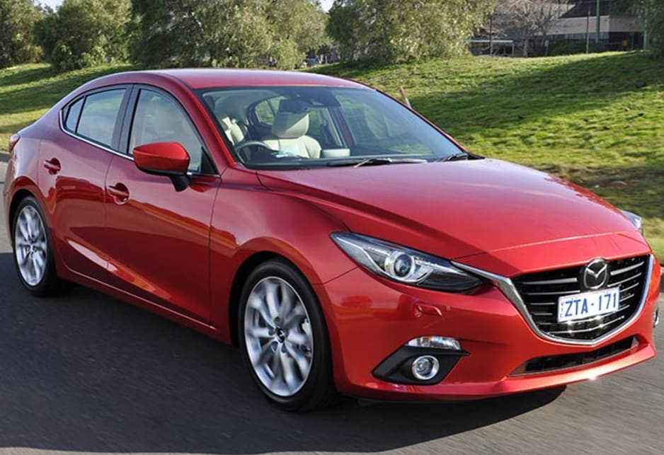 New 3 Ushers In What Mazda Calls I Active Sense    Code For Driver