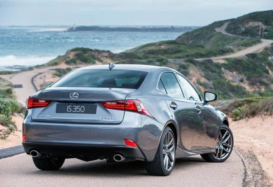 Lexus is350 2013