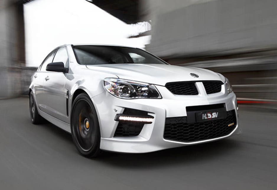 The HSV GTS is everything you could imagine -- and more.