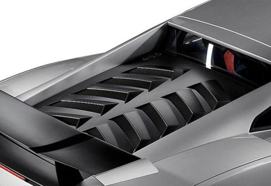 Lamborghini Gallardo Lp 570 4 Squadra Corse Revealed Car News