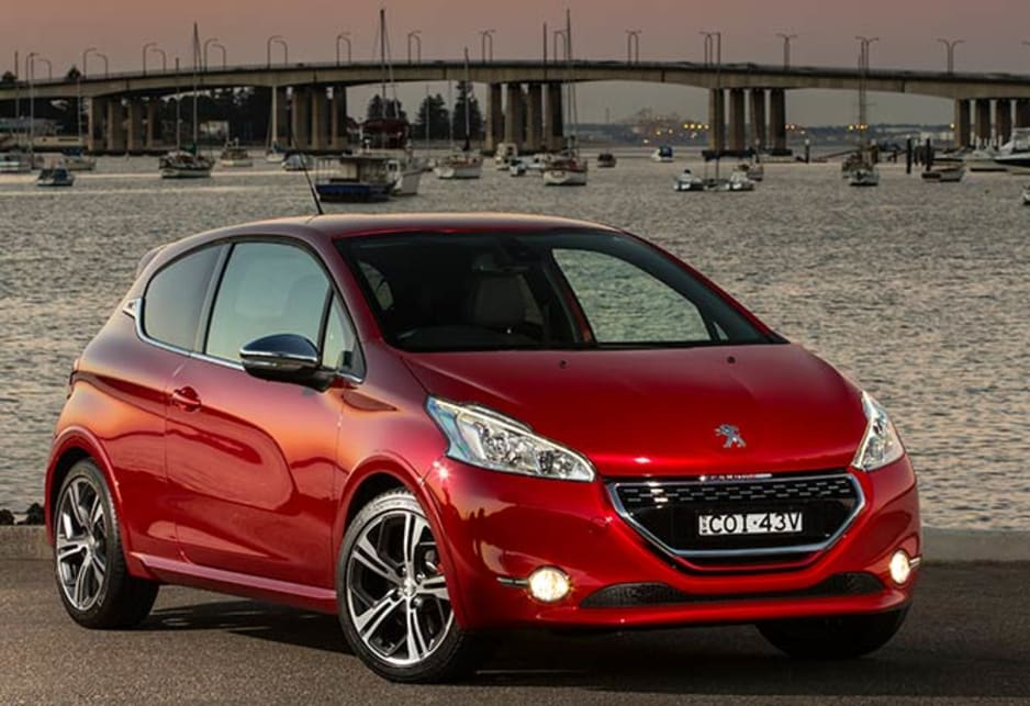 peugeot 208 gti 2013 review | carsguide