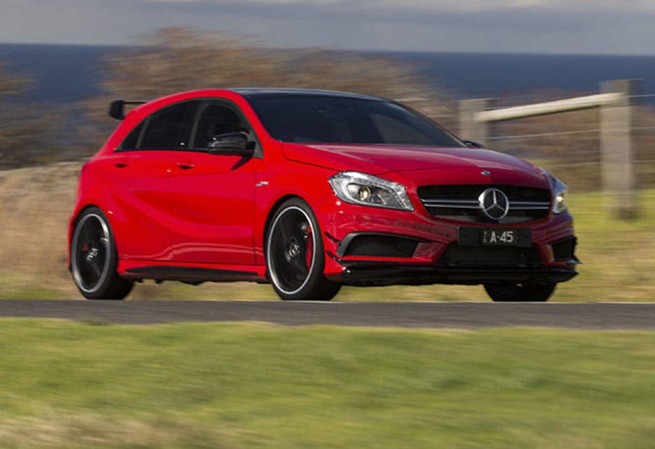 MercedesBenz A45 AMG  new car sales price  Car News  CarsGuide
