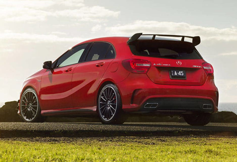 Bay Auto Parts >> Mercedes-Benz A45 AMG 2014 review | CarsGuide