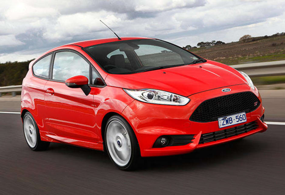 ford fiesta st 2014 review road test carsguide. Black Bedroom Furniture Sets. Home Design Ideas