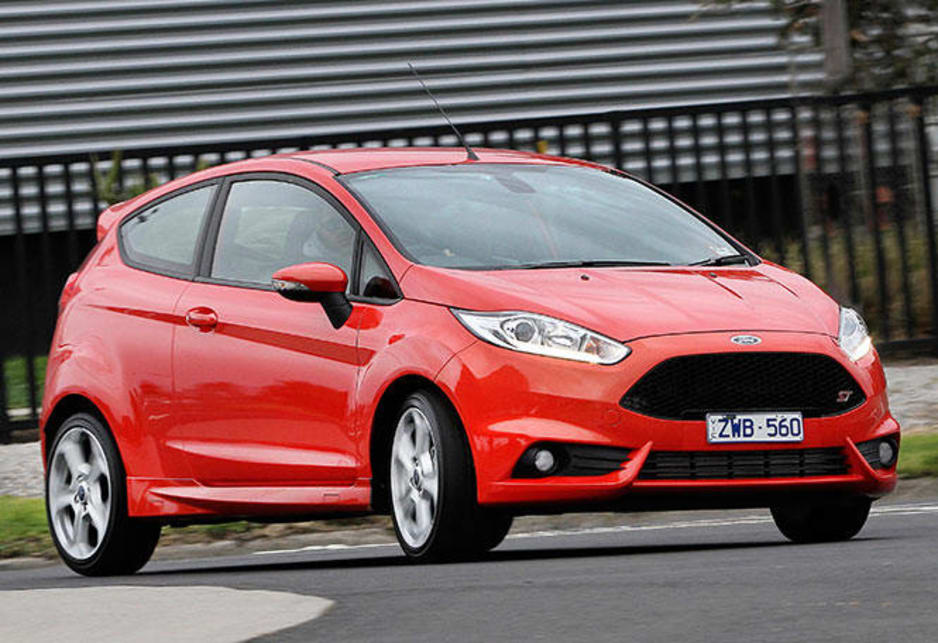 Ford Fiesta ST 2014 review road test  CarsGuide