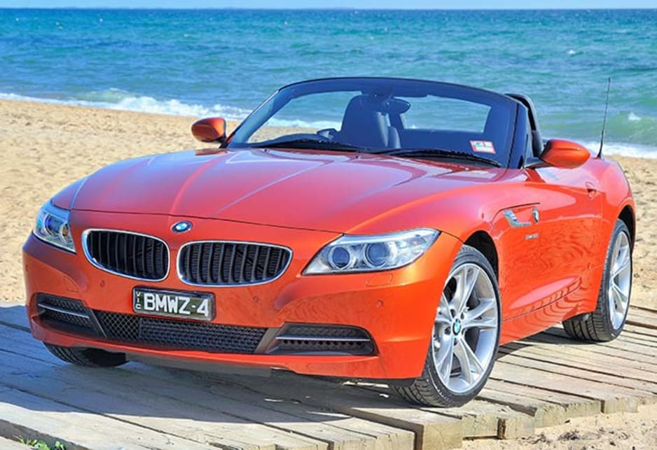 BMW has given the Z4 Roadster a modest external freshen up, and added an eight speed auto transmission as standard to four-cylinder variants.